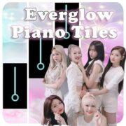 Everglow Piano Tiles Kpop 2020 Apk by CineCInemax2020 CinemaCinema2020