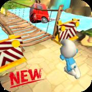 Free Smurf Run : Jungle Village Adventure Apk by Run Jump Surf Ltd