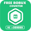 Free Robux Counter - Free RBX Calc 2020 icon