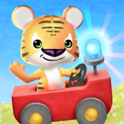 Little Tiger – Firefighter Adventures Apk by wonderkind GmbH