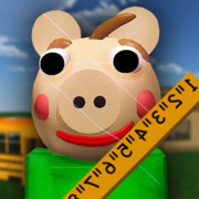 Baldi Piggy Monster School Apk by Fan made Games