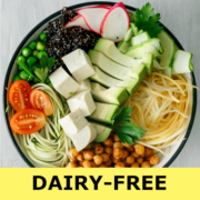 Dairy-Free recipes for free app offline with photo Apk by papapion