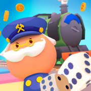 Board Trains Empire-Idle Simulator Management Game Apk by OUTLOU:D GAMES