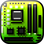 Idle Hardware Tycoon | Motherboard Factory Apk by Quantic Bit