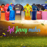 Ipl Jersey Maker Apk by SoftiCation Technology
