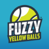 Fuzzy Yellow Balls icon