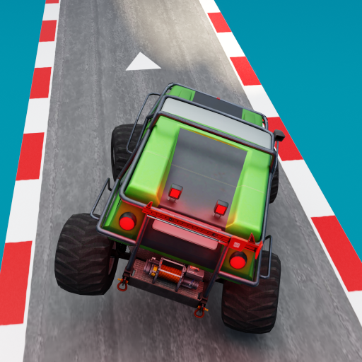 Car Stunt Race 3D icon