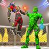 Grand Robot Ring Fighting: Robot Ring wrestling icon