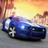 Police Car Chase: US Police Cop Driving Car Games icon