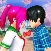 Sakura High School Simulator Apk by Arima Game Studio